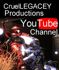 CruelLEGACEY's YouTube Channel