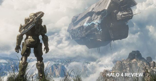 Halo 4 Review