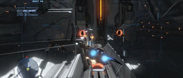 Halo 4 Space Combat