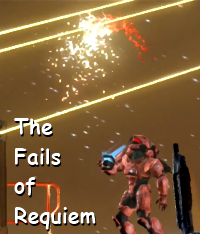 Halo 4 The Fails of Requiem