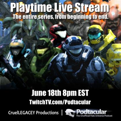 Playtime Live Stream